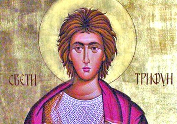 Свети Трифун
